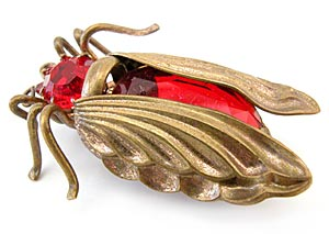 Czech Bug Pin