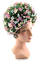 10521 McConnell Floral Hat