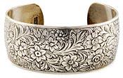 10906 Vintage Danecraft Cuff Bracelet
